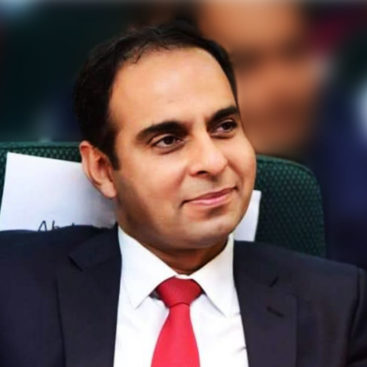 Mr Qasim Ali Shah